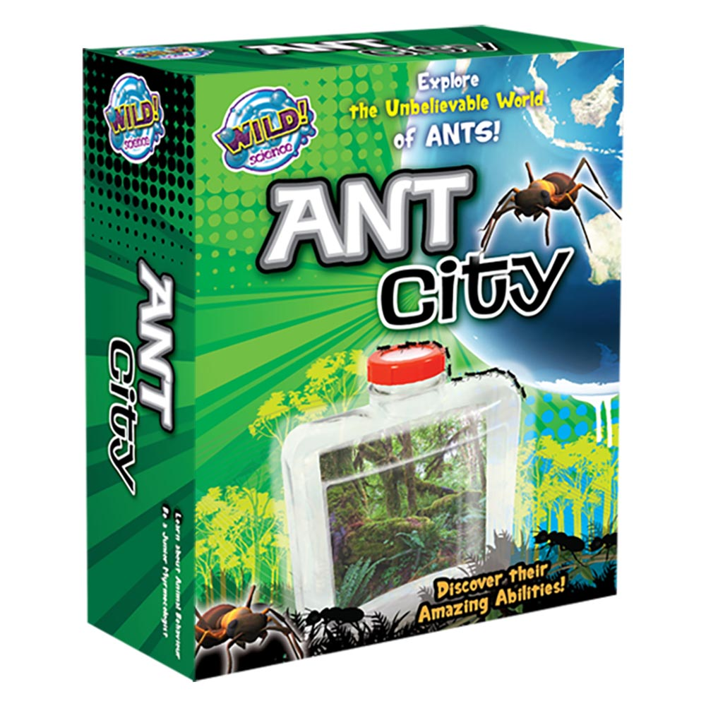 Missing image <AntFarm.jpg> Group: 5871 - ANT FARM Watch the amazing abilities of ants!